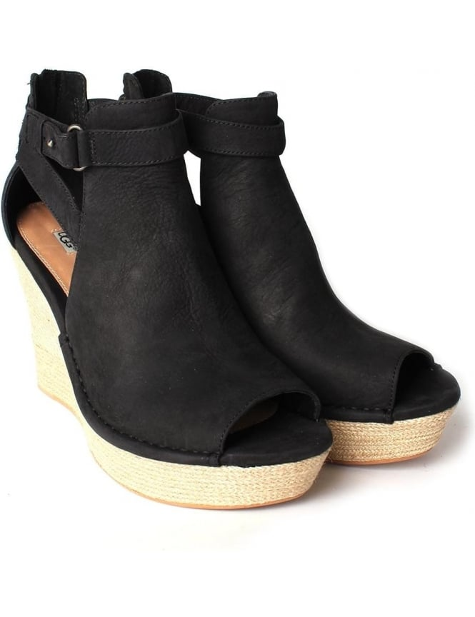 Jolina Women's Sandal Black