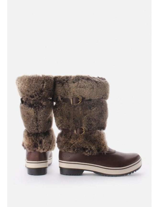 UGG Australia Lilyan Women's Boot Brown