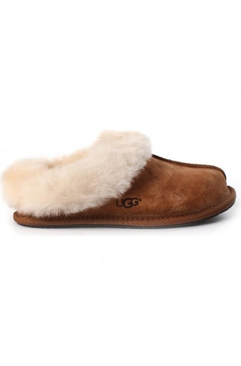 Moraene Women's Slippers Chestnut