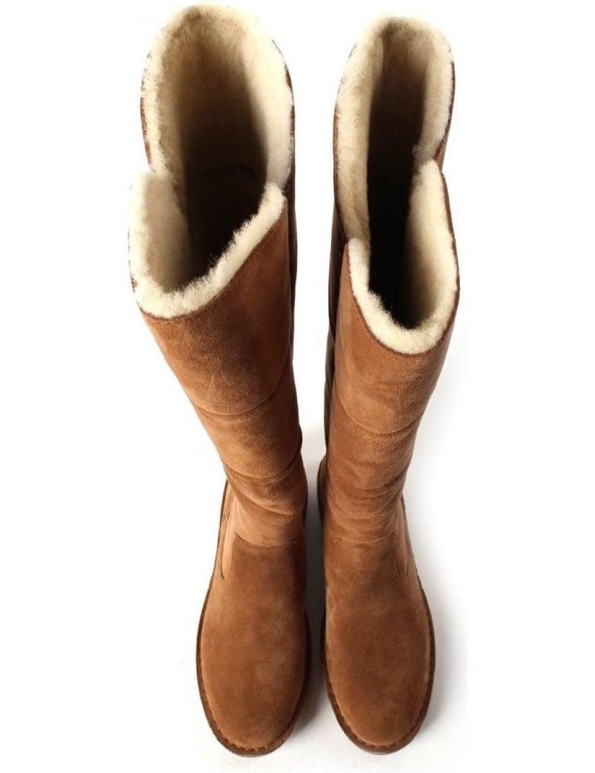 c3e87786d6b05d Ugg Australia Samantha Women s Boots Chestnut