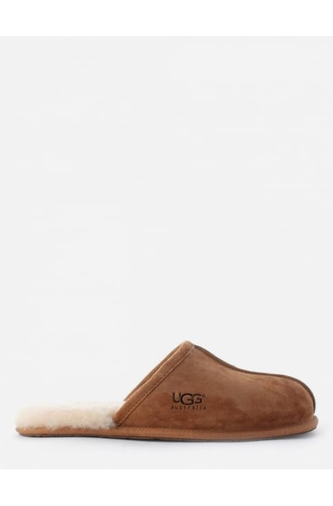 Scuff Men's Slipper Chestnut