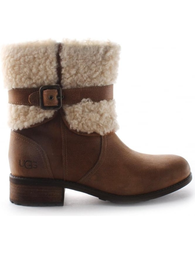 UGG Blayre II Womens Boots Chestnut