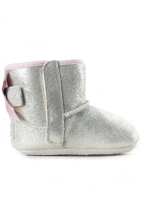Girls Jesse Bow II Metallic Boot