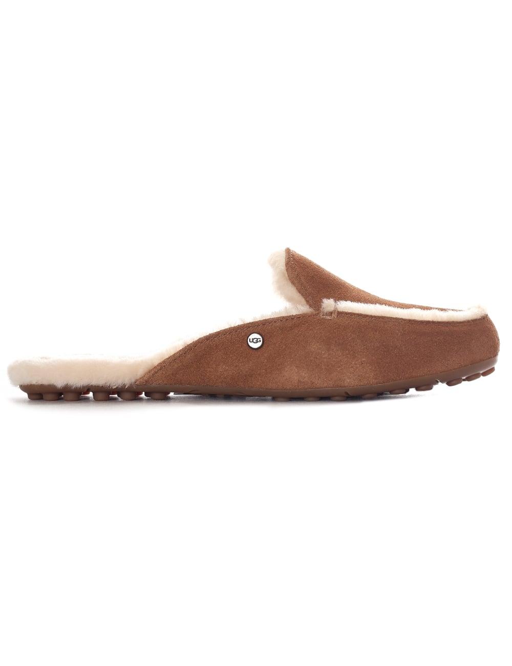 db5574f9ec UGG Women s Lane Slip-On Loafer Chestnut
