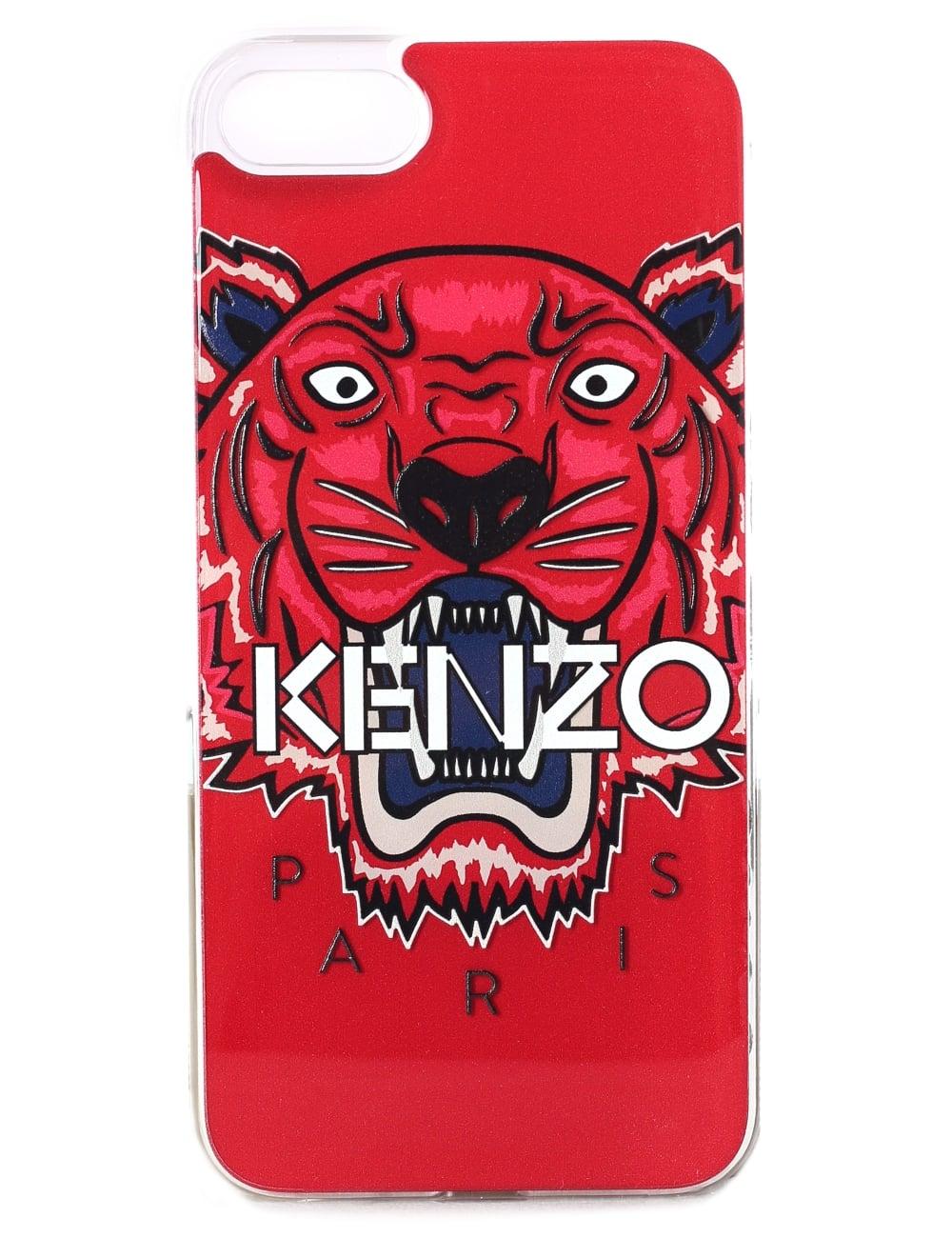 super popular 8c841 6384c Kenzo Unisex 3D Tiger Iphone X Case