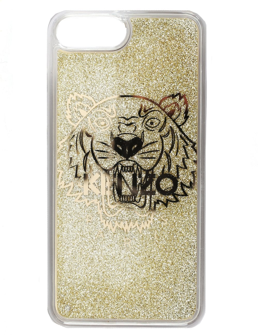 new style db6ef 0ed59 Kenzo Unisex Iphone 7/8 Plus Tiger Case