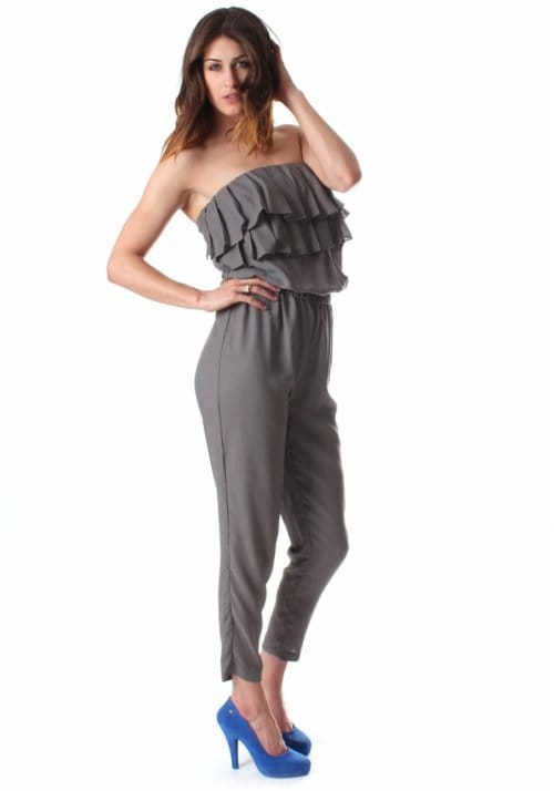 Greylady S Hearth February 2014: Women's Waha Jumpsuit Grey