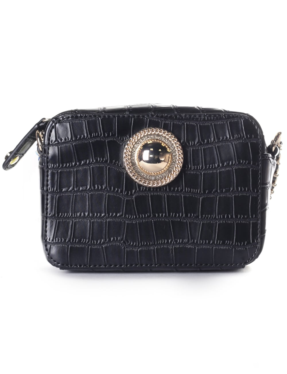 Versace Jeans Croc Print Women s Crossbody Bag 1a75a757193a9