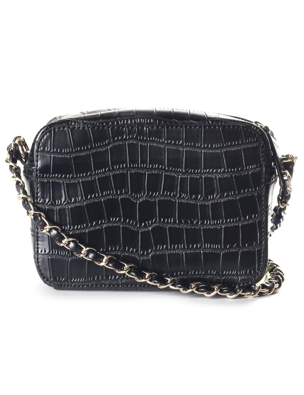 Versace Jeans Croc Print Women s Crossbody Bag 3fb27a8c6a1df