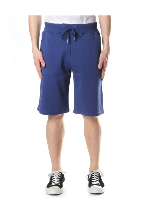 Logo Tie Waist Men's Sweat Shorts