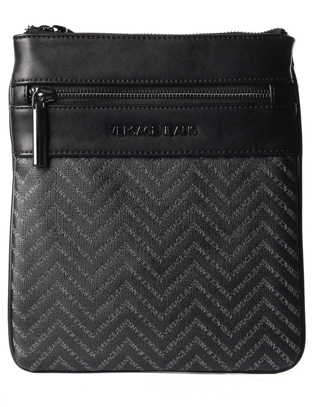 Versace Jeans Men s Crossbody Satchel Bag 4bab9643c22ac