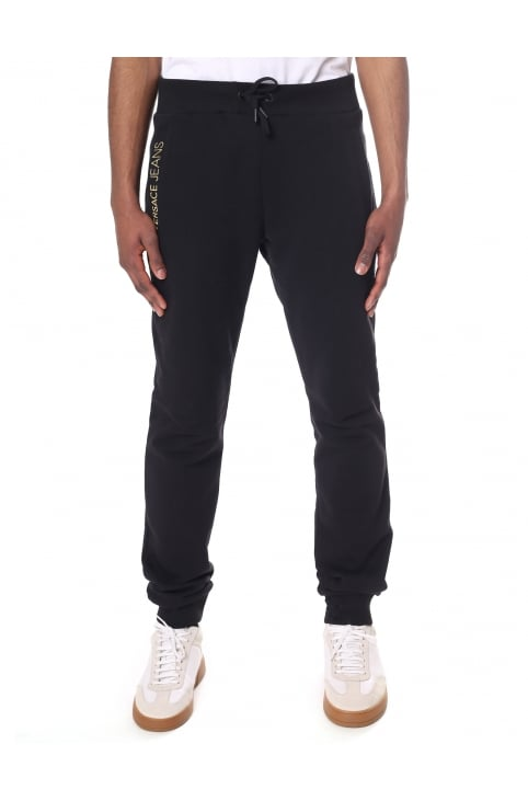 Men's Embroidered Logo Tie Waist Sweat Pants