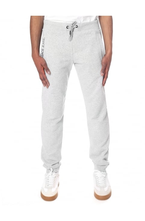 Men's Embroidered Logo Waist Sweat Pants