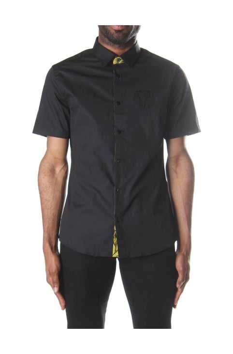 Men's Extra Slim Short Sleeve Shirt