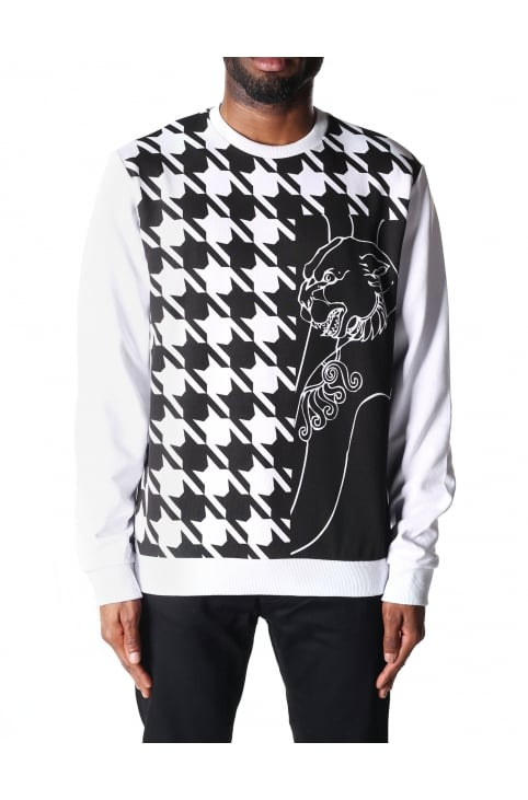 Men's Light Printed Sweat Top