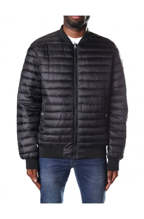 Men's Reversible Quilted Jacket