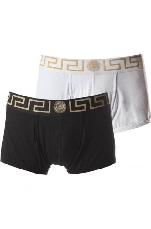 Men's Two Pack Low Rise Trunks