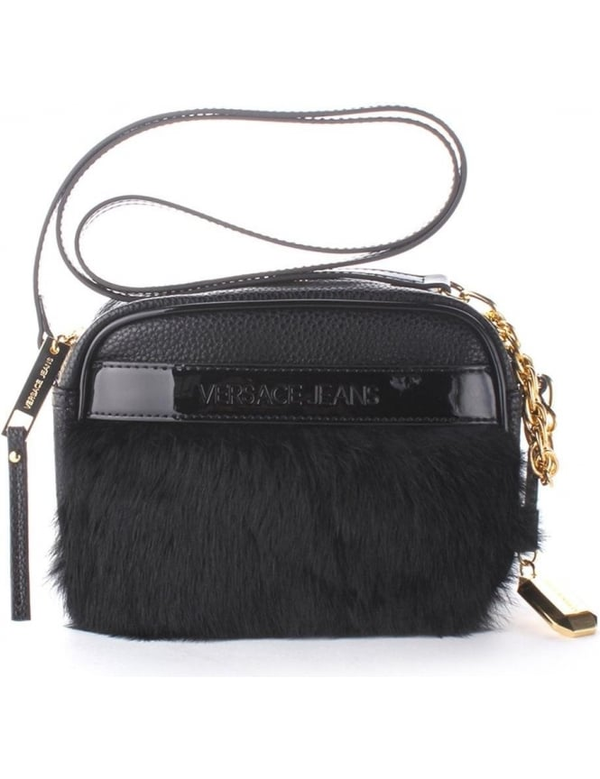 0cd1fe49e6 ... Crossbody Bag Black · Patent Fur Trim Women  039 s Crossbody ...