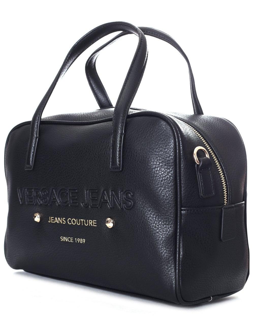 01d37a96df Versace Jeans Women s Couture Bowling Bag