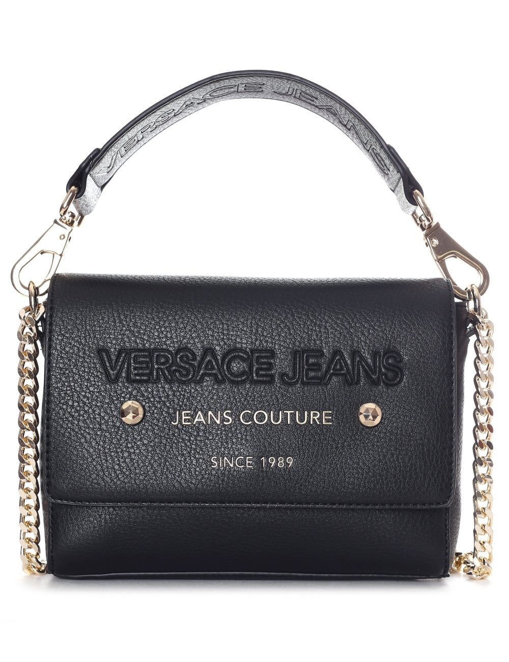d0b7de36fd Versace Jeans Women's Couture Shoulder Bag