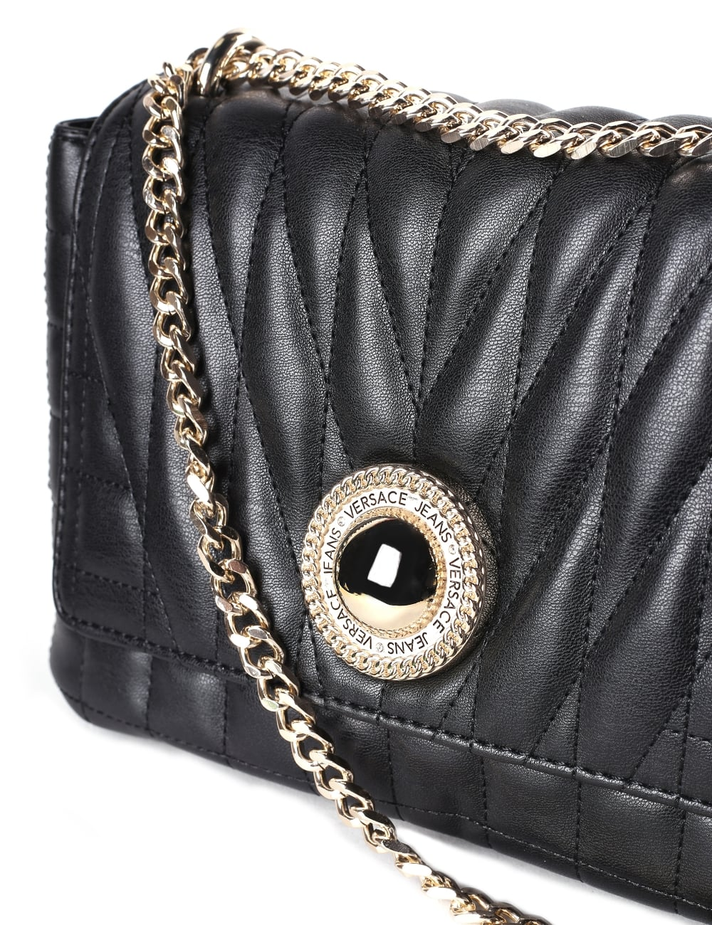 c5045203aa8 Verscae Jeans Women s Quilted Shoulder Bag