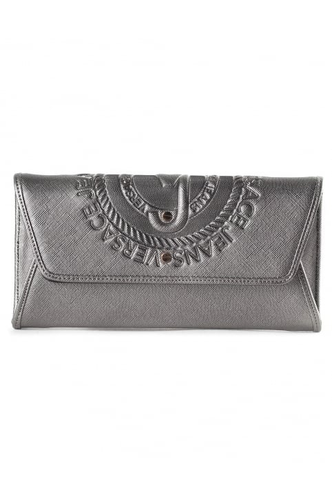 Women's Saffiano Embossed Envelope Clutch