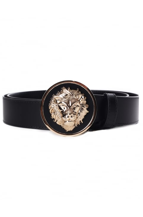 Lion Head Men's Belt