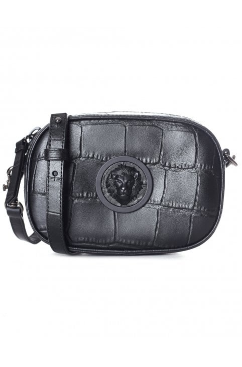 Lion Head Zip Top Cross Body Bag. Versus Versace Women s Lion ... 975f12421063b
