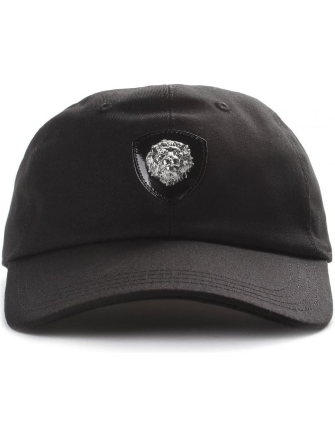 a33ad8d2a9b Versus Versace Men s Lion Crest Cap