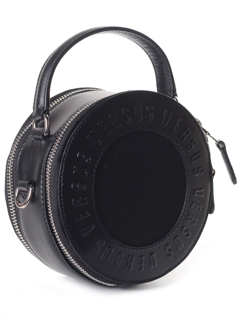 9b3233919fee Versus Versace Men s Logo Embossed Shoulder Bag