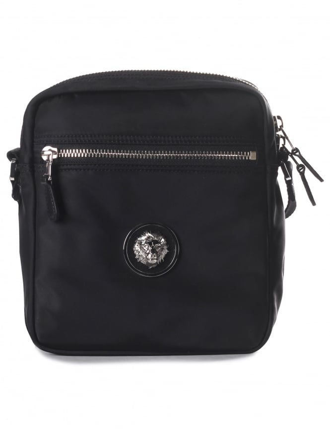 Versus Versace Small Lion Head Men's Messenger Bag