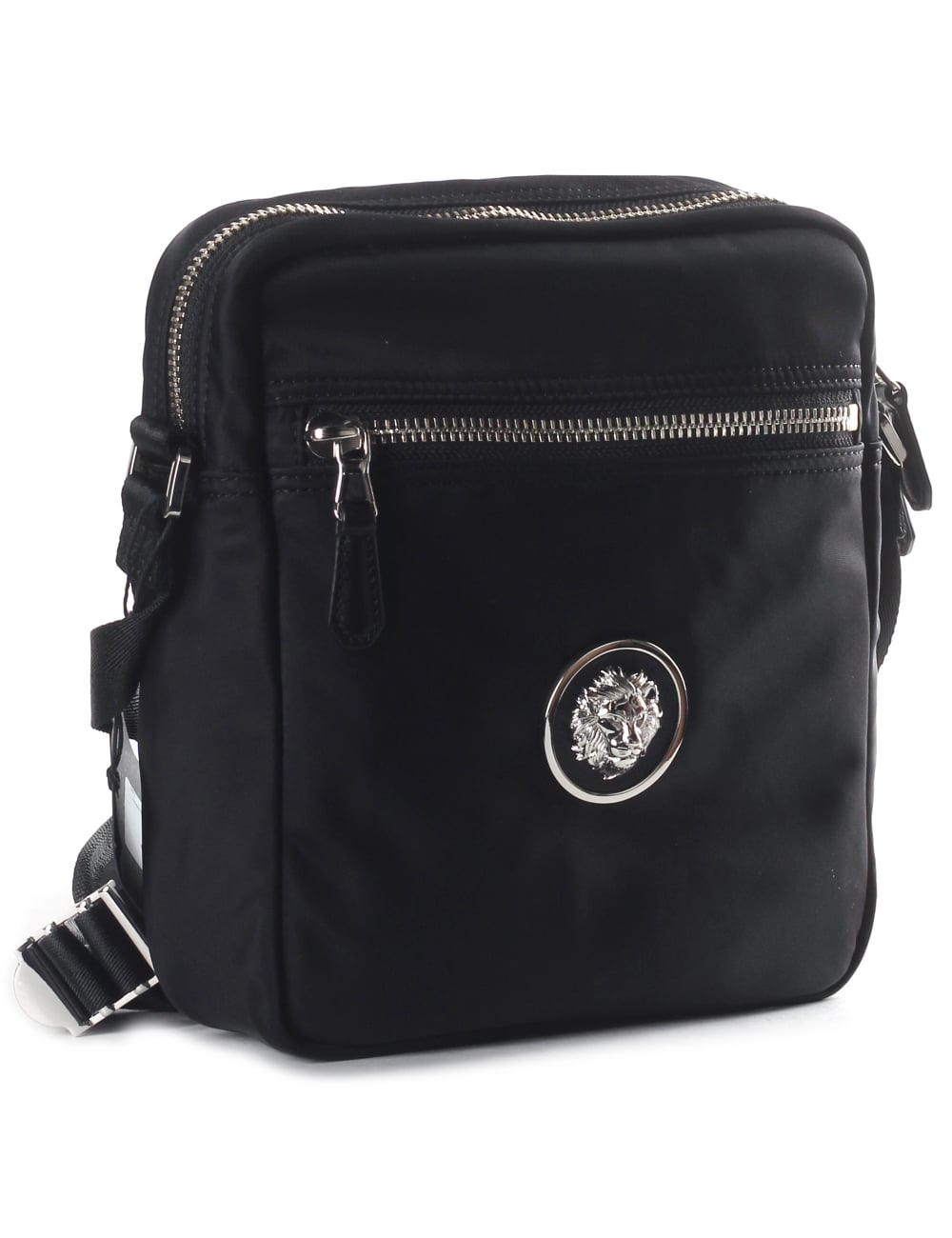 d4eafe81d6 Versus Versace Small Lion Head Men s Messenger Bag