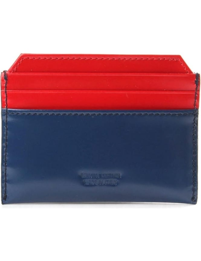 Vivienne Westwood Bicolour Men's Credit Card Holder