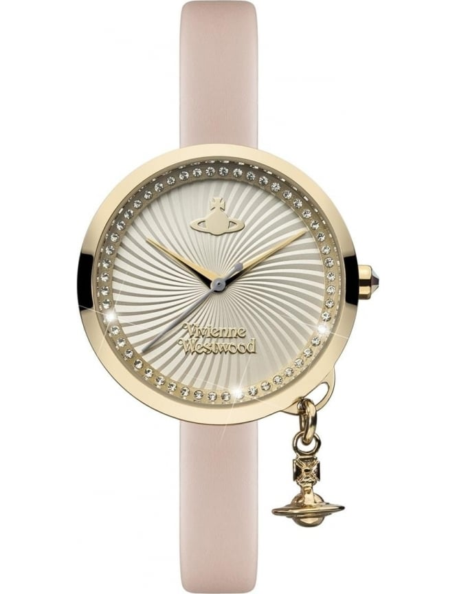 Vivienne Westwood Bow Detail Women's Analogue Watch