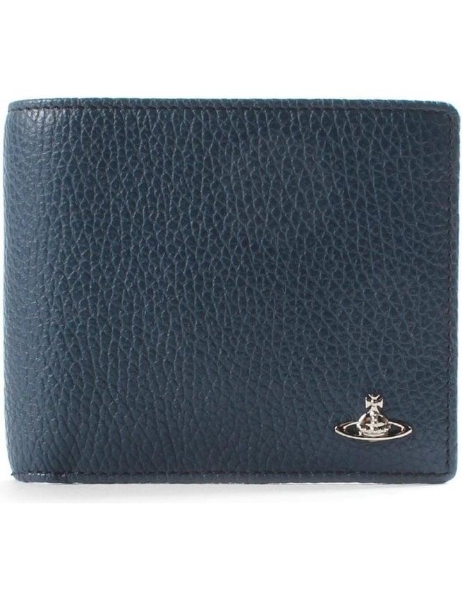 201c44b9168 Vivienne Westwood Card & Coin Holder Men's Wallet Black