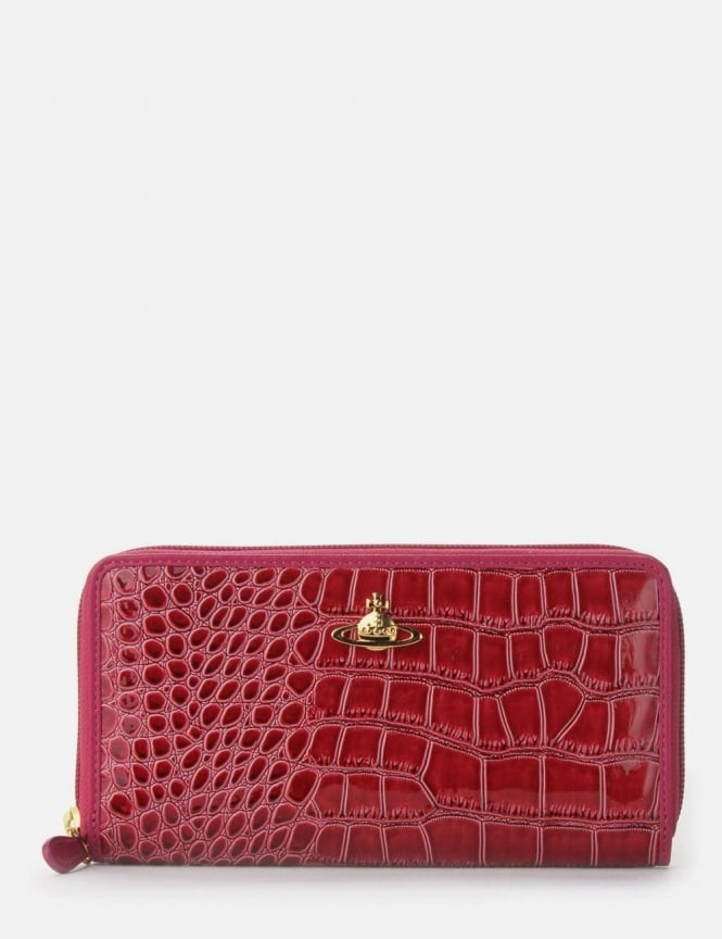 Vivienne Westwood Chancery 113 Women's Purse Pink
