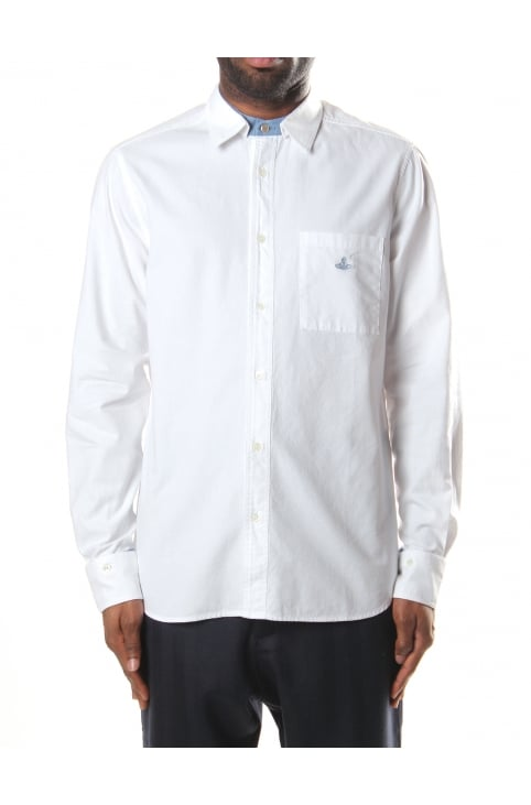 Detachable Details Men's Shirt