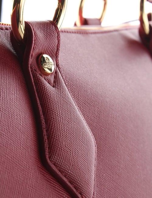 Vivienne Westwood Divina Women s Tote Bag Black a8e074228a0e3
