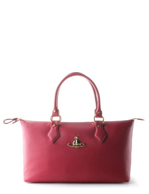 Vivienne Westwood Divina Women s Tote Bag Red 84c1140998b3e