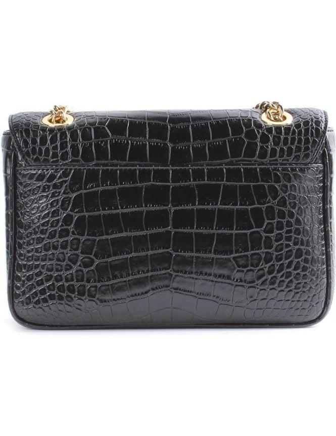 Vivienne Westwood Dorset Women s Faux Croc Shoulder Bag b385ef81ab195