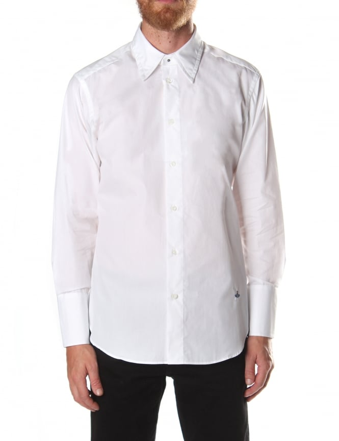 Vivienne Westwood Men's Changeable Collar Shirt