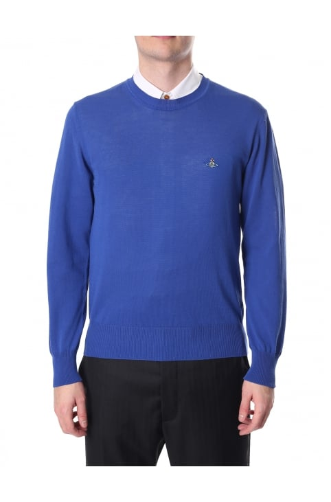 Men's Classic Round Neck Knit