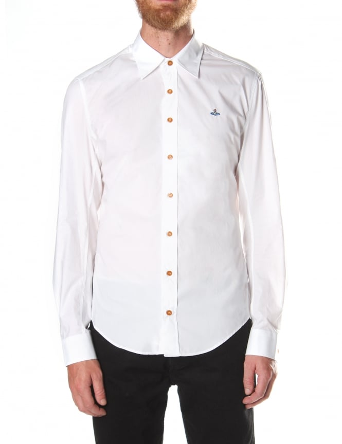 Vivienne Westwood Men's Classic Stretch Shirt