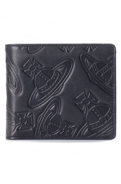 Men's Dance Orb Wallet Black