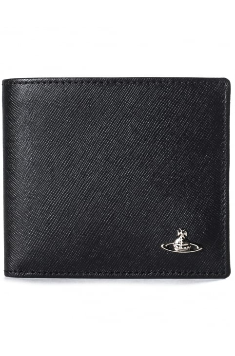 Men's Kent Wallet With Horizontal Coin Holder