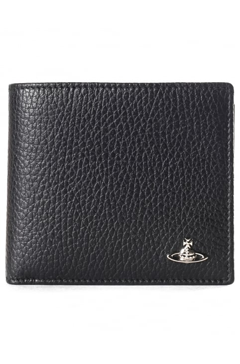 Men's Milano Wallet With Horizontal Coin Holder