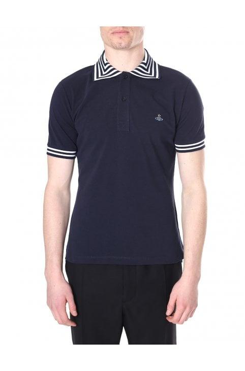 Men s Short Sleeve Polo Top · Vivienne Westwood Men s Short Sleeve ... 83756e29d