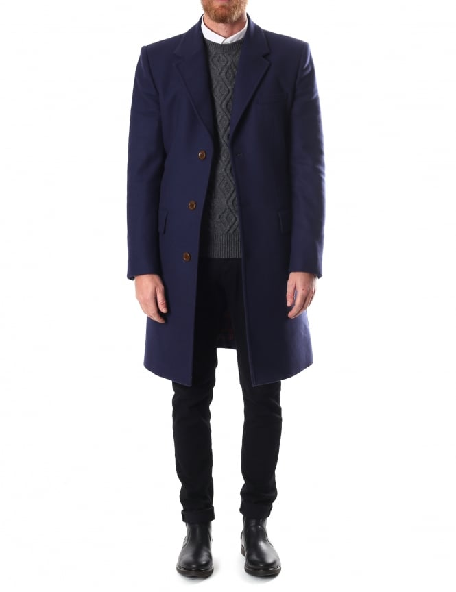 Vivienne Westwood Men's Tailored City Coat