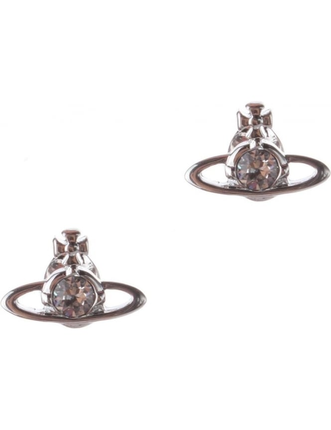 d2e9879db Vivienne Westwood 1112 Nano Women's Solitaire Earrings Crystal