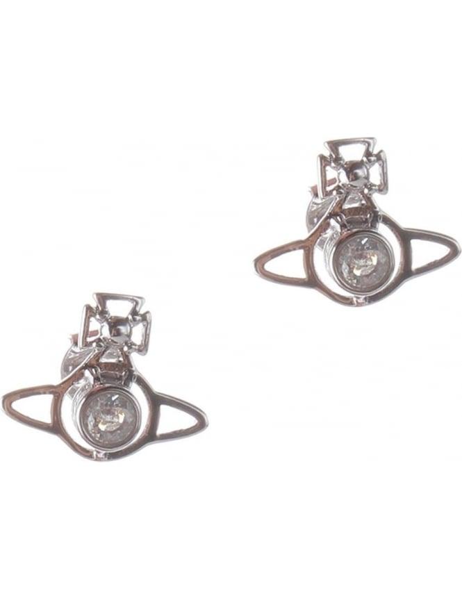 f0319d080 Vivienne Westwood 724399B Nora Women's Earrings Silver